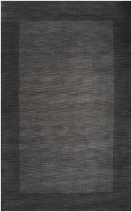 Mystique M-347 9 x 13 Rectangle Modern Rug in Charcoal