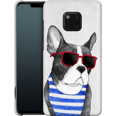 Huawei Mate 20 Pro Smartphone Huelle - Frenchie Summer Style von Barruf