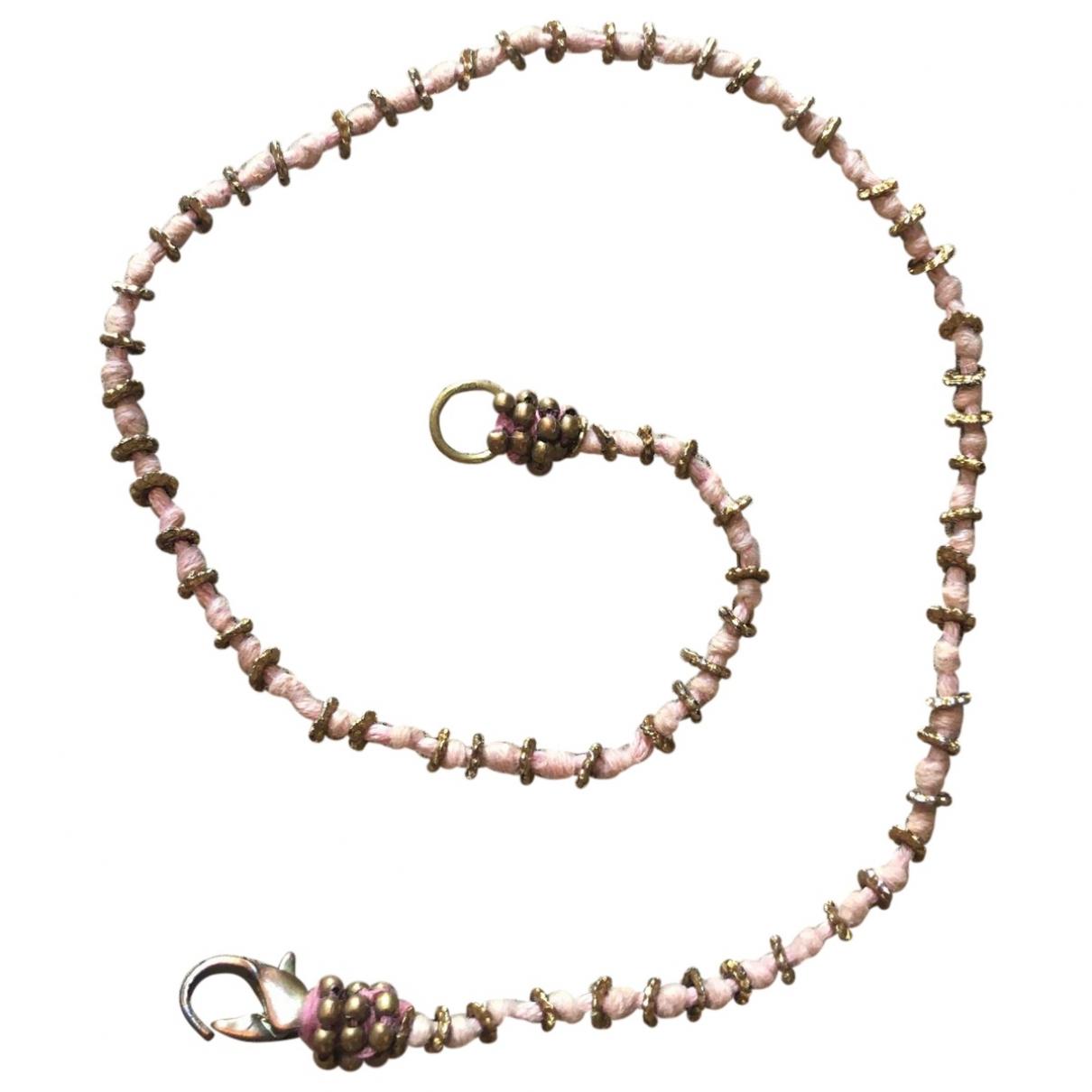 Non Signé / Unsigned Motifs Ethniques Metal necklace for Women \N