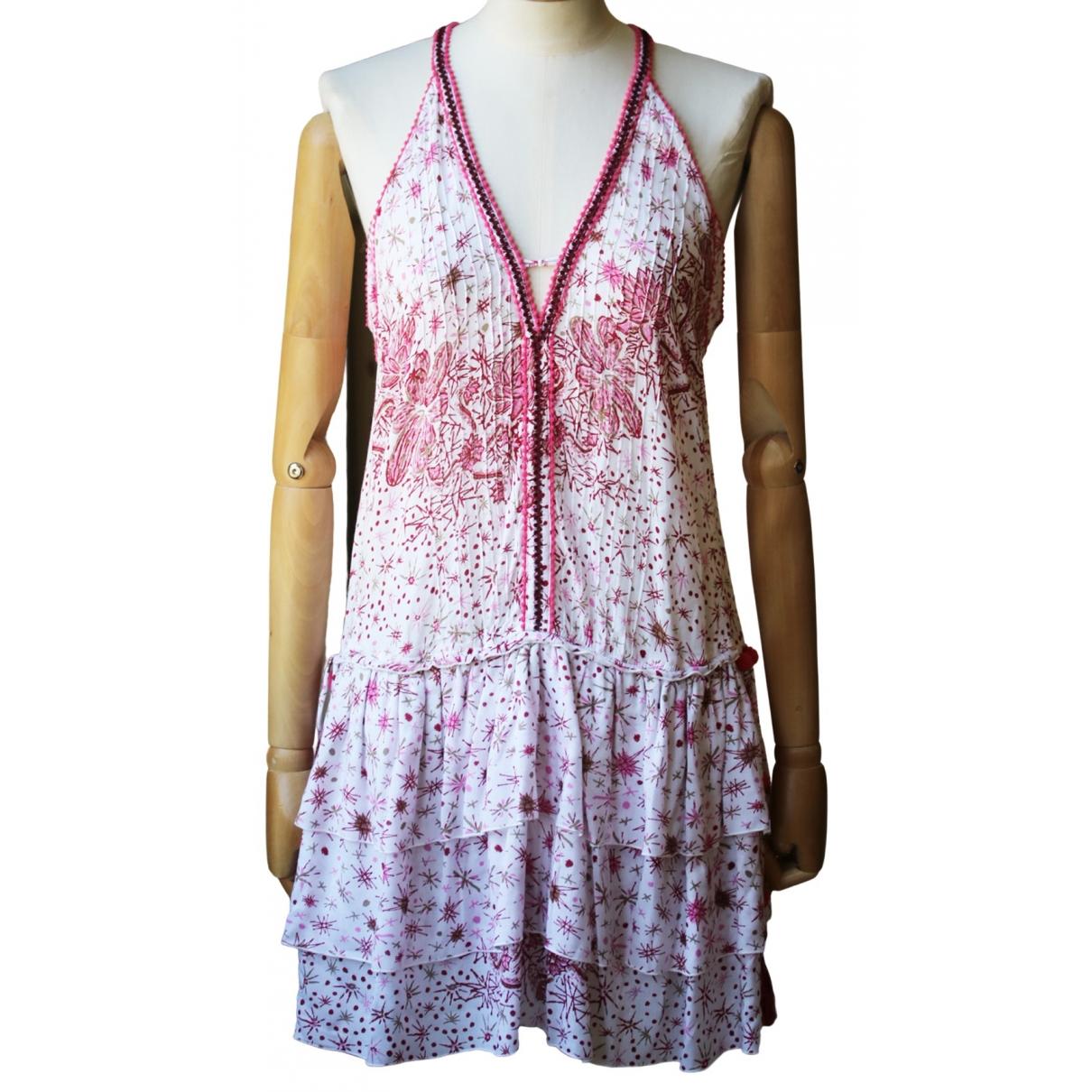 Mini vestido Poupette St Barth