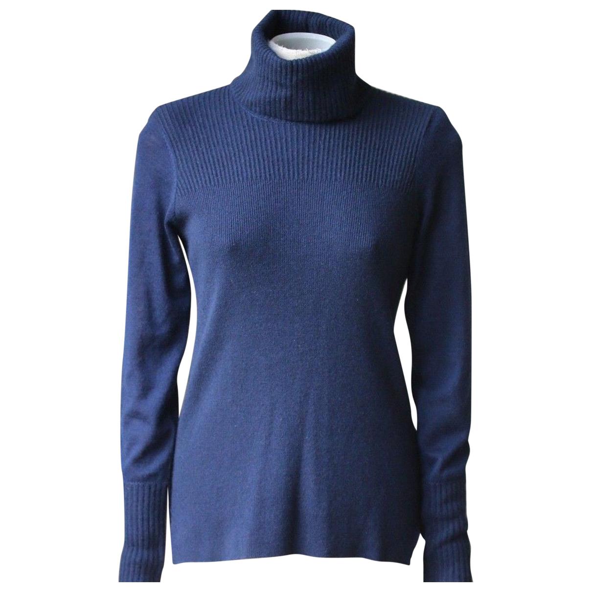 Veronica Beard - Pull   pour femme en cachemire - bleu