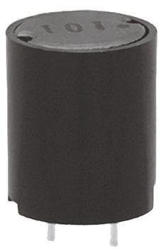 Panasonic 390 μH ±10% Ferrite Leaded Inductor, 950mA Idc, 400mΩ Rdc, ELC11D (5)