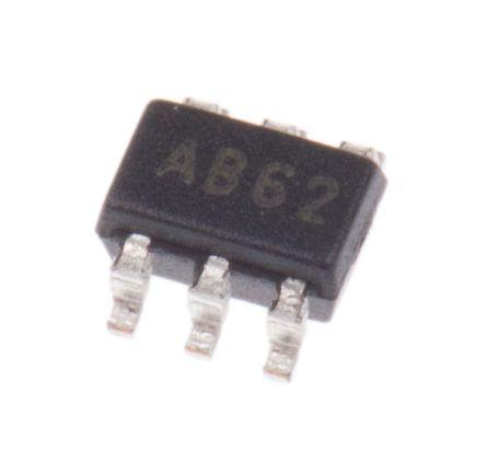 Microchip MCP4018T-103E/LT, Digital Potentiometer 10kΩ 128-Position Serial-2 Wire, Serial-I2C 6 Pin, SC-70