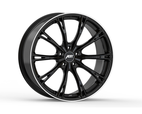 ABT FGRC2090331266GB-02 Sportsline GR20 Glossy Black Wheel Set 20x9 5x112 33mm Audi|Volskwagen