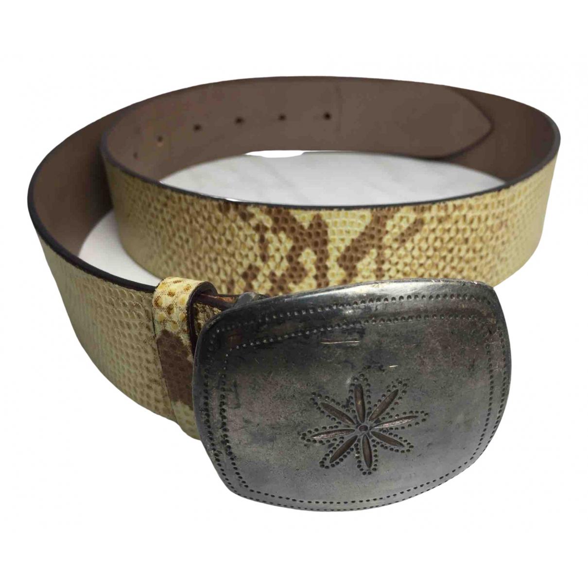 Cinturon de Piton Patrizia Pepe