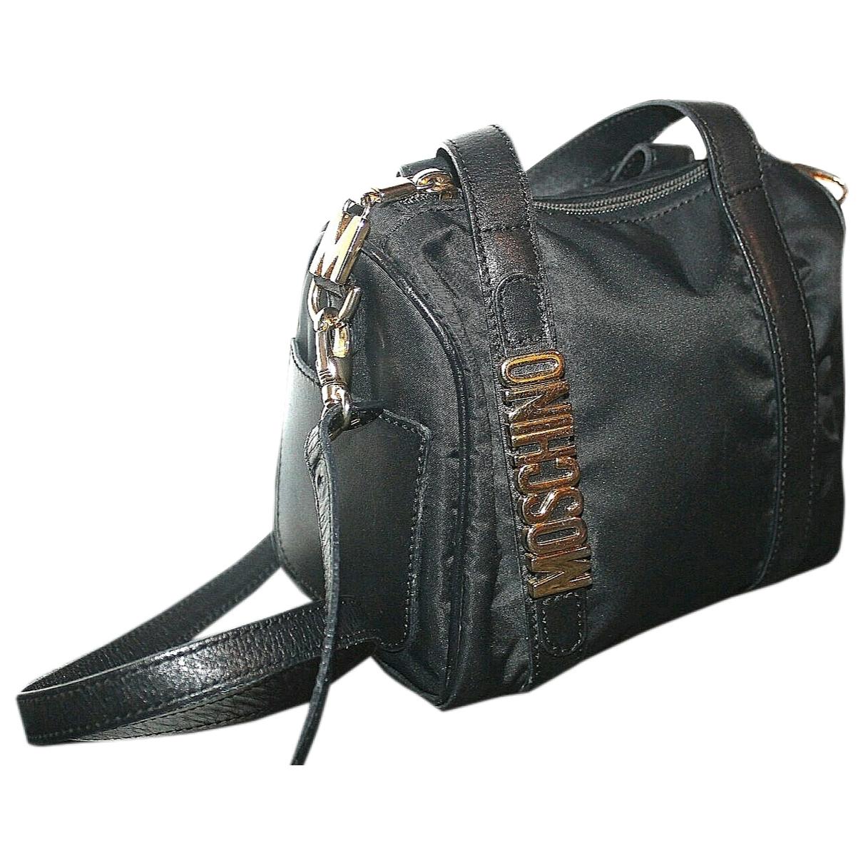 Moschino \N Brown Cloth handbag for Women \N