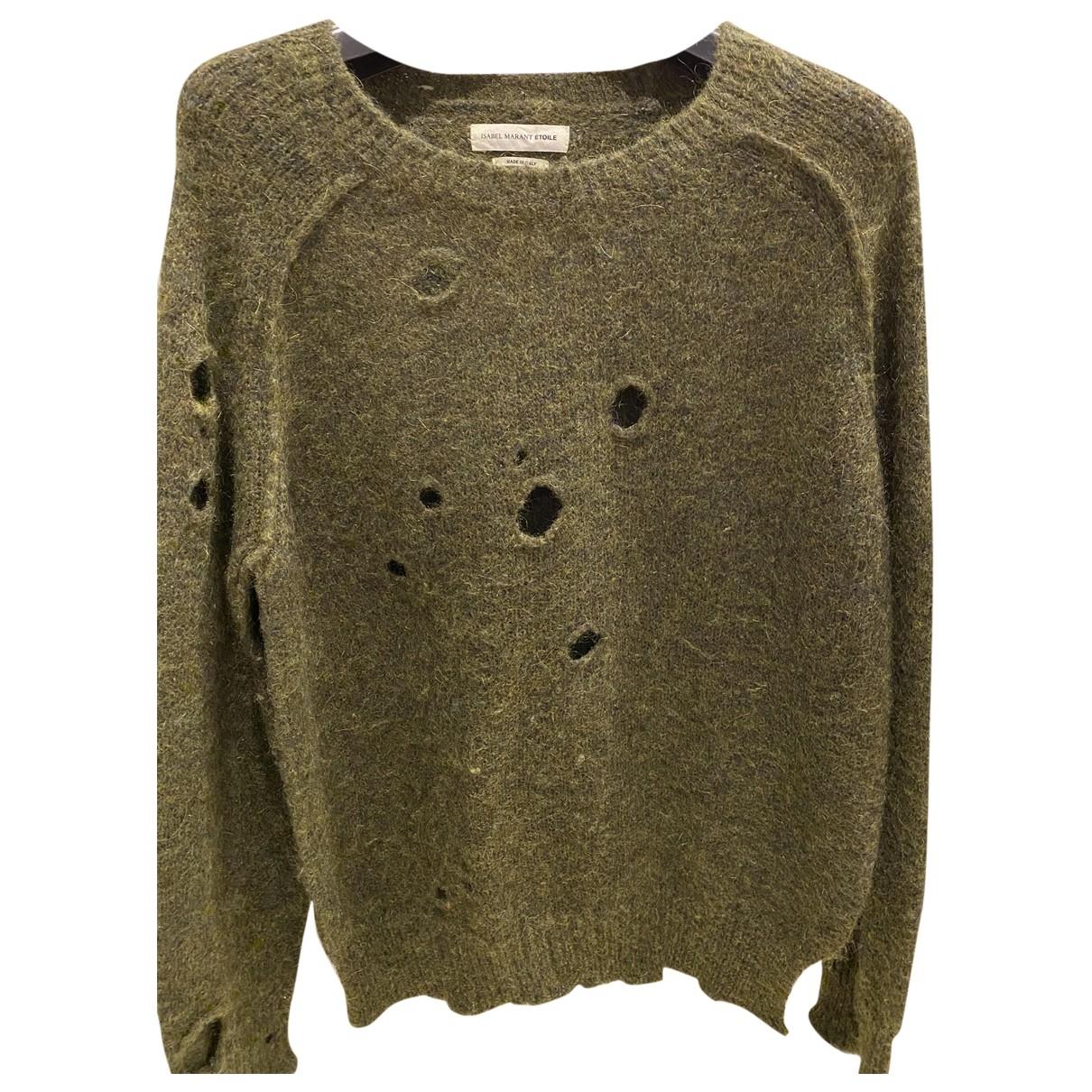 Isabel Marant \N Green Wool Knitwear for Women 38 FR