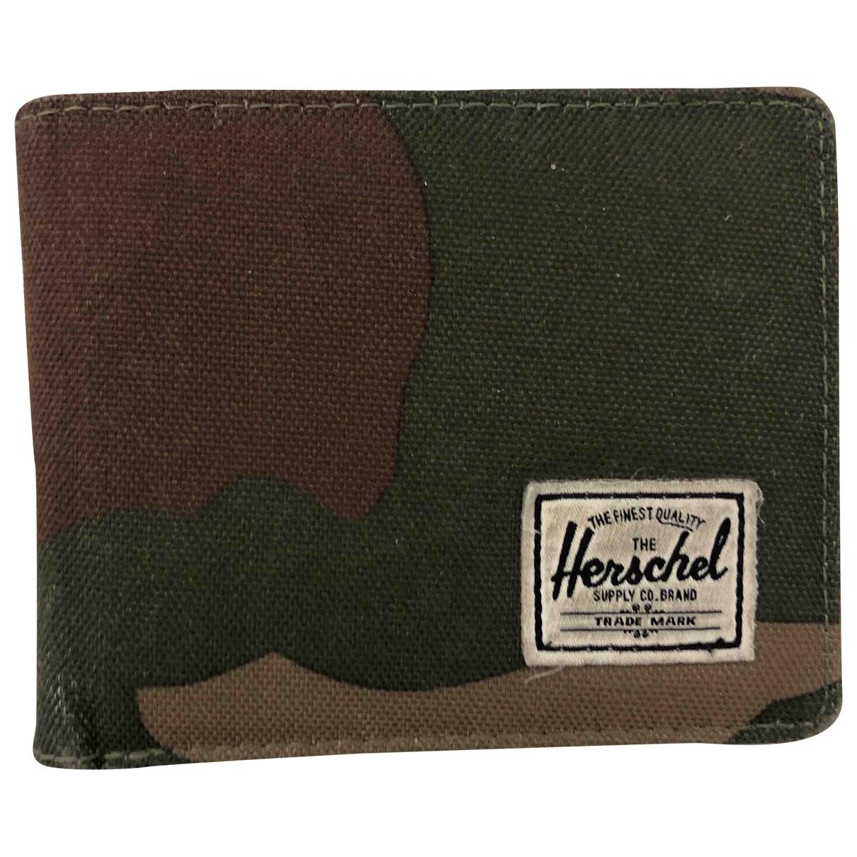Herschel - Petite maroquinerie   pour homme - marron