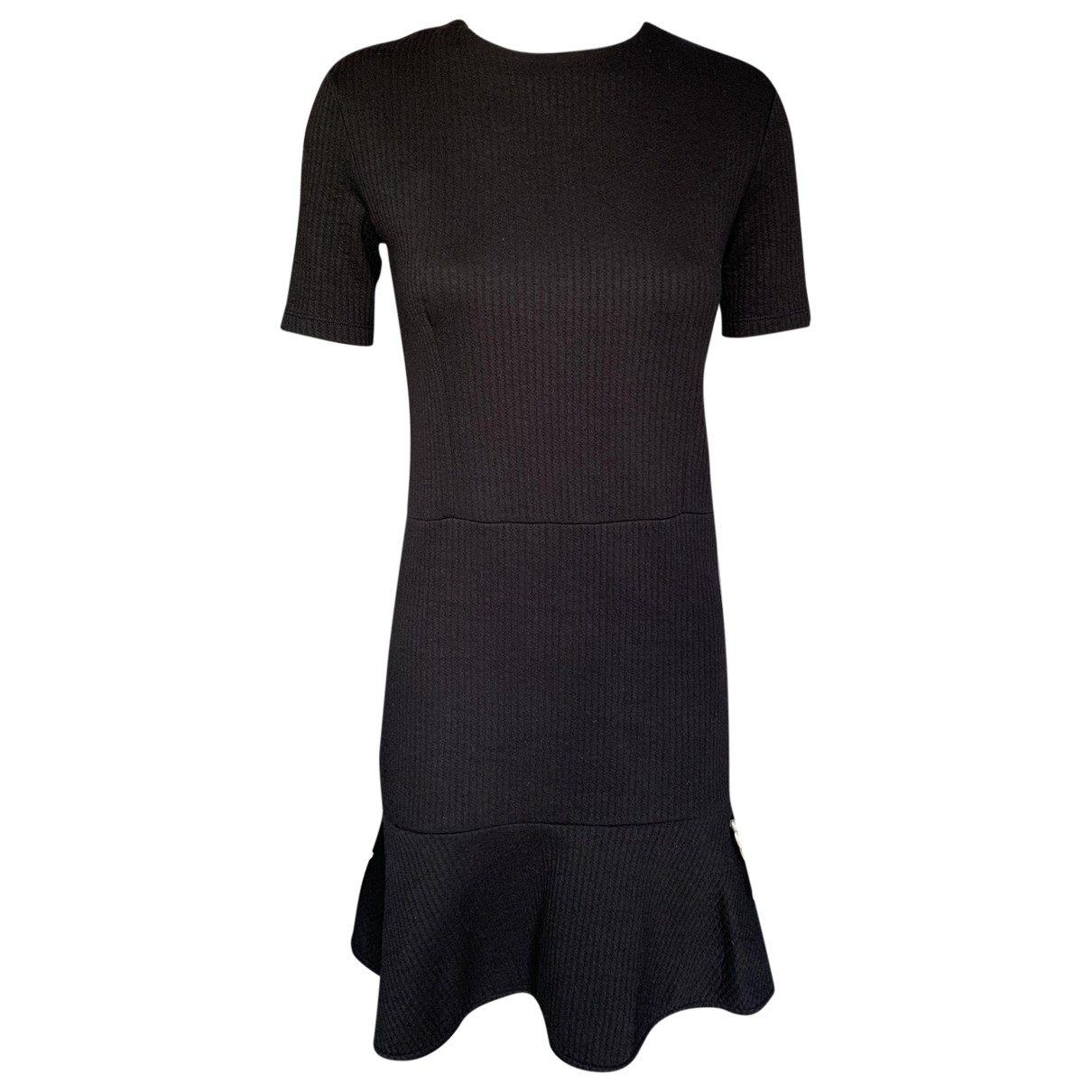 Carven \N Black Cotton dress for Women S International