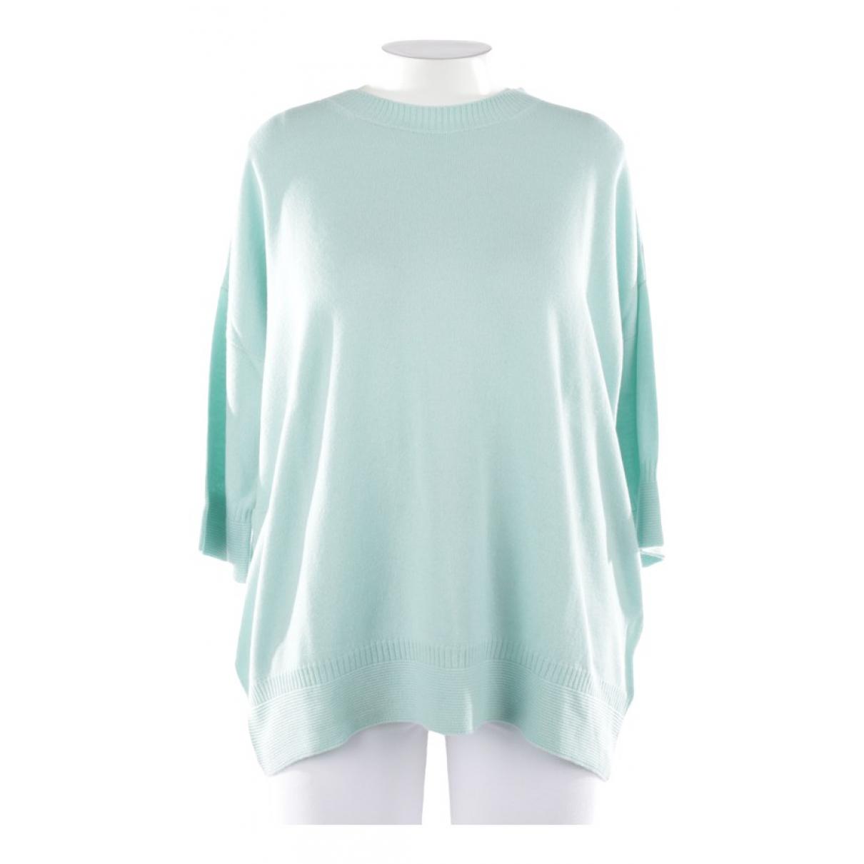Autre Marque \N Green Wool Knitwear for Women 46 FR