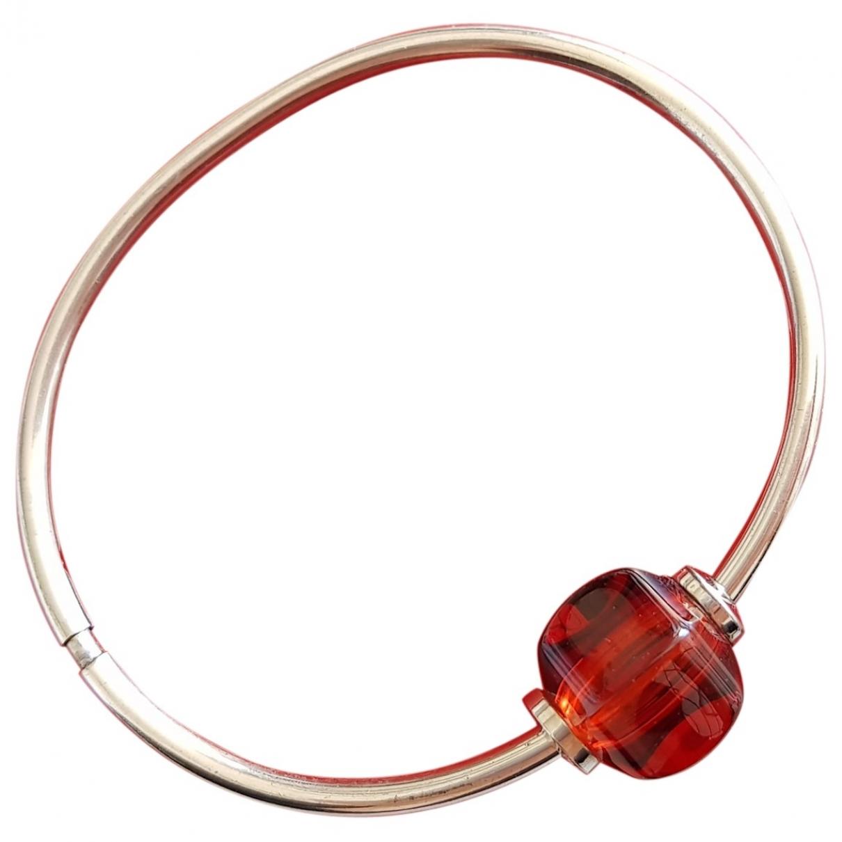 Baccarat - Bracelet   pour femme en argent - argente