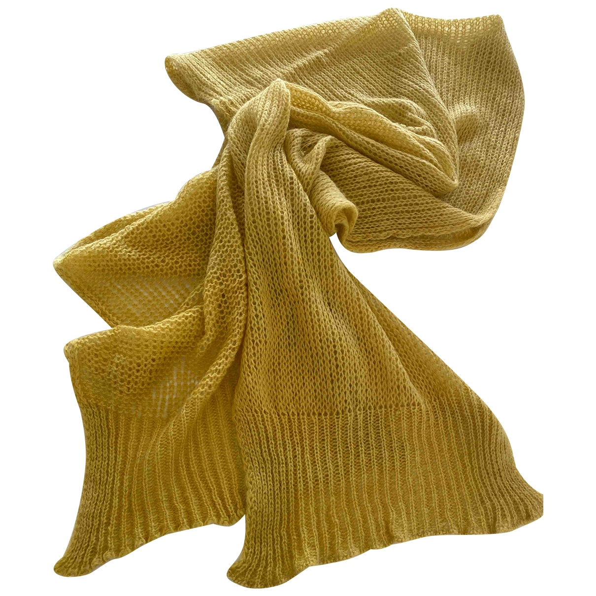 Liviana Conti - Foulard   pour femme en laine - dore