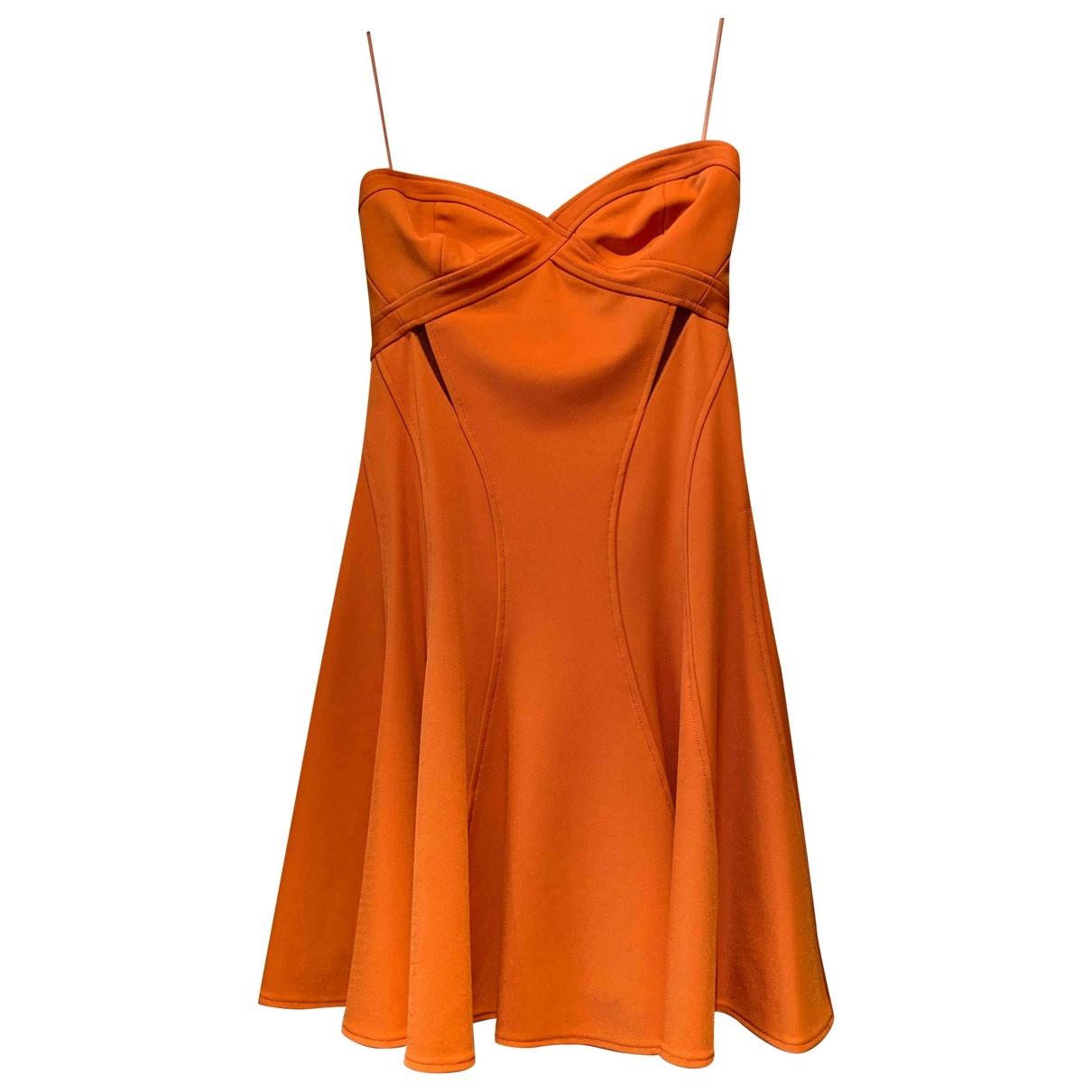 Zac Posen - Robe   pour femme - orange