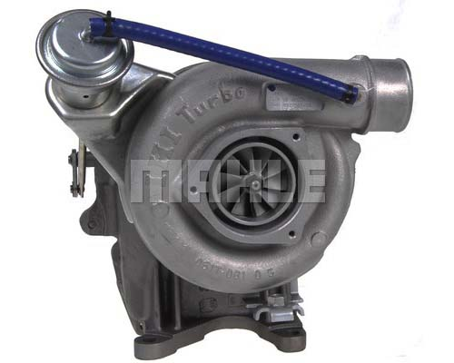 Mahle 599TC21005100 Turbocharger GMC Sierra 2500 HD 2002