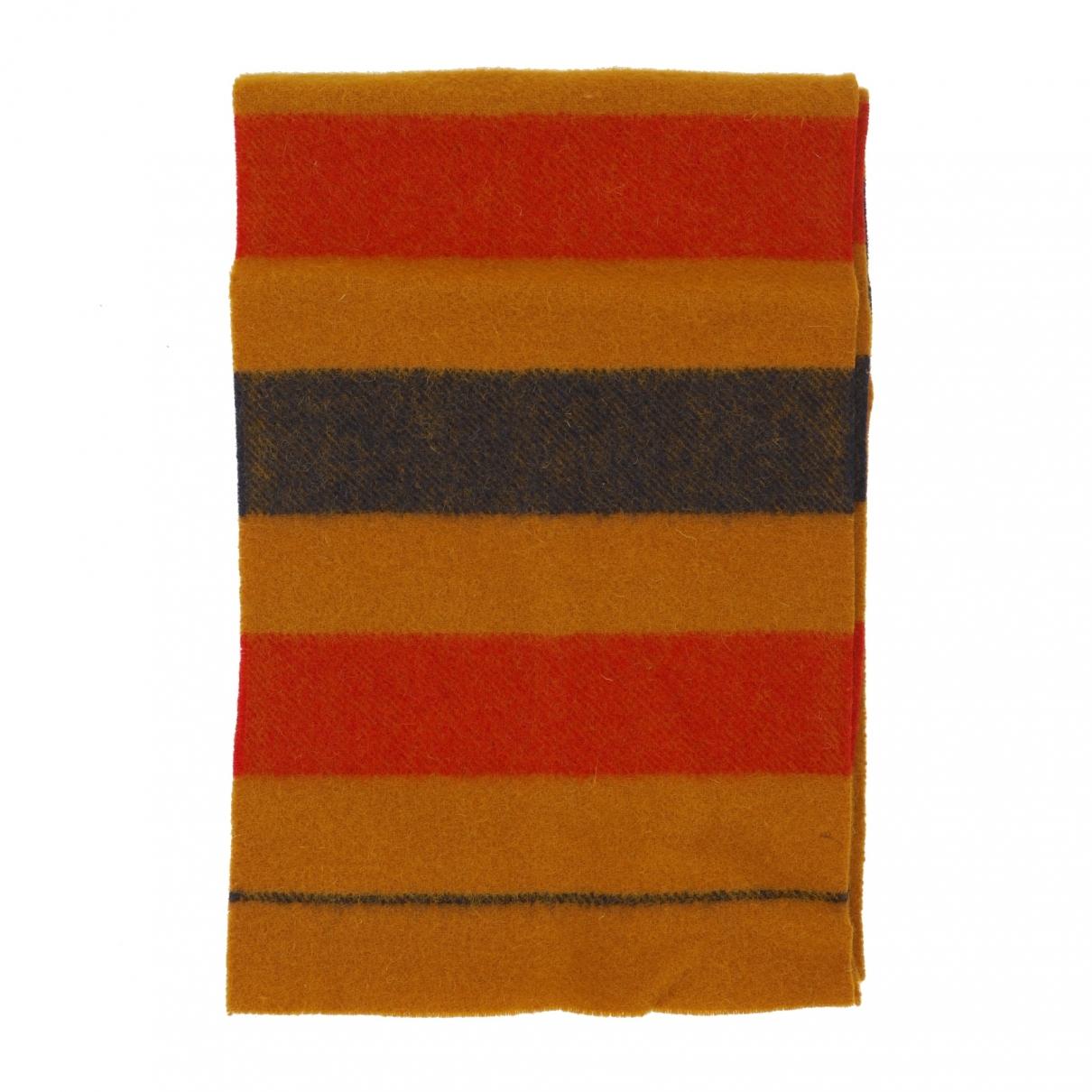 Hermes - Foulard   pour femme en laine - multicolore