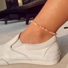 Colorful Design Anklet