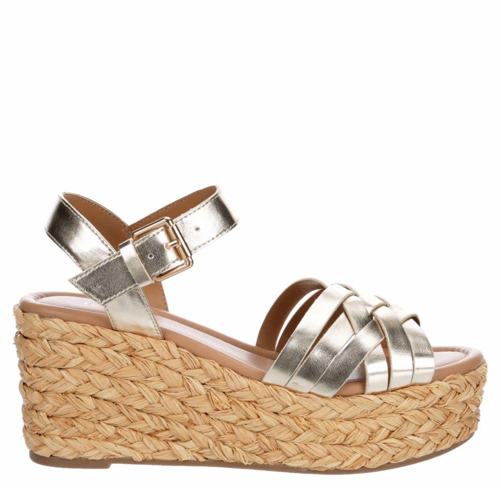 Limelight Womens Tropez Wedge Sandal