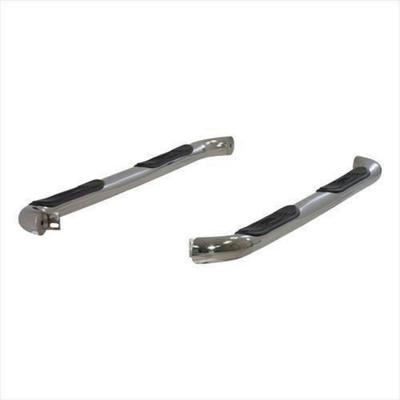 Aries Offroad Aries 3 Inch Round Side Bars - ARS207003-2