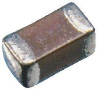 Murata , 0603 (1608M) 1nF Multilayer Ceramic Capacitor MLCC 25V dc ±5% , SMD GRM1885C1E102JA01D (200)