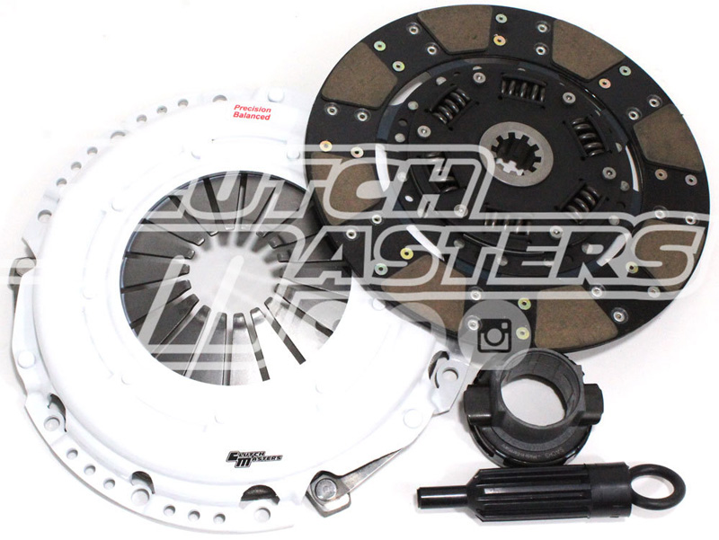 Clutch Masters 03CM3-HD0F-X FX250 Single Clutch KitBMW 330i 3.0L E46 (6-Speed) 03-06