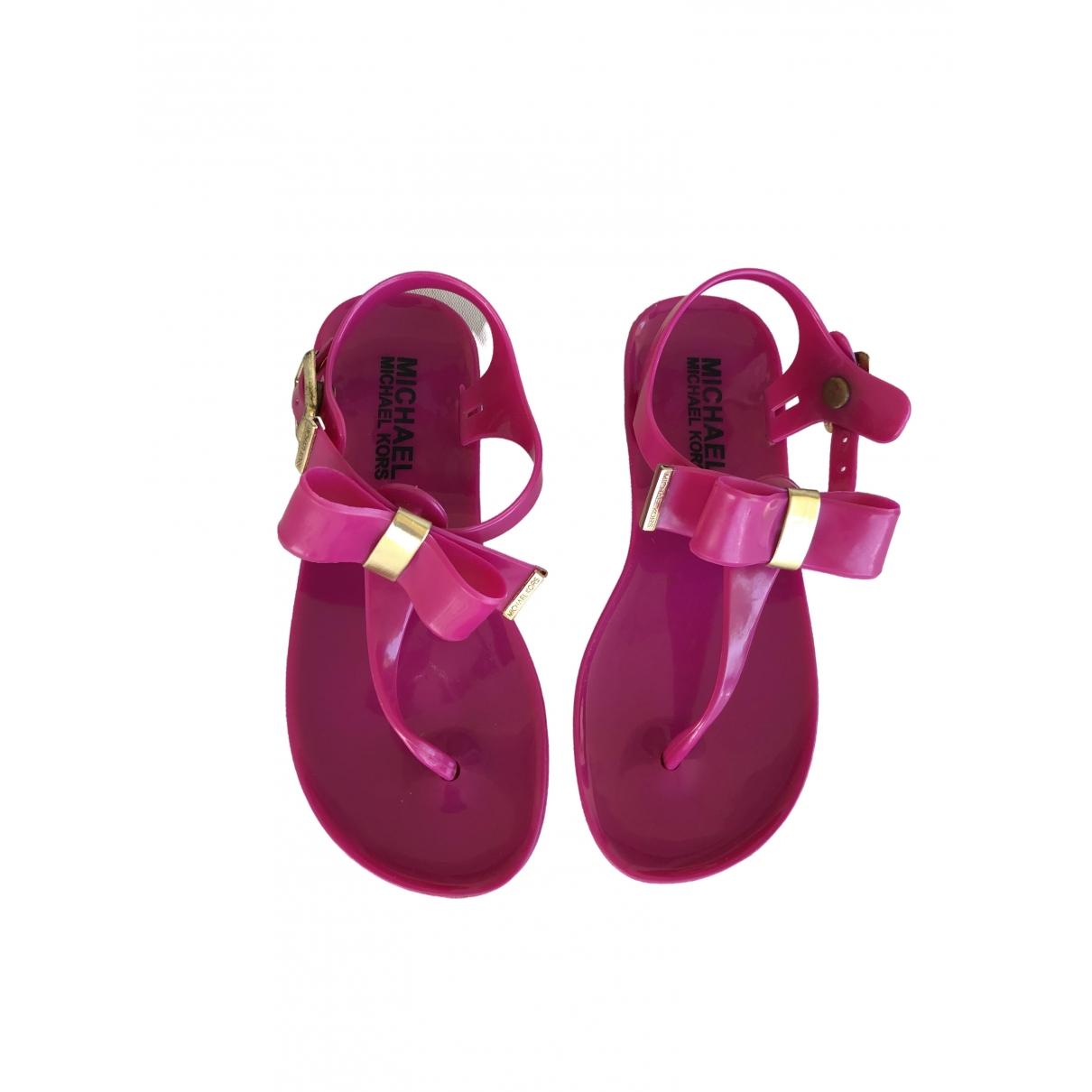 Michael Kors \N Rubber Sandals for Kids 30 EU