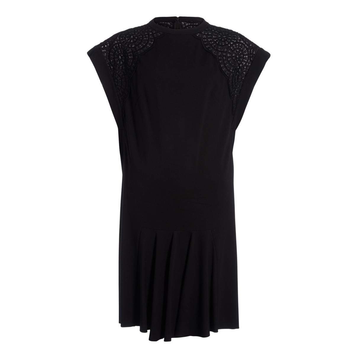 Stella Mccartney N Black Cotton dress for Women 16 UK