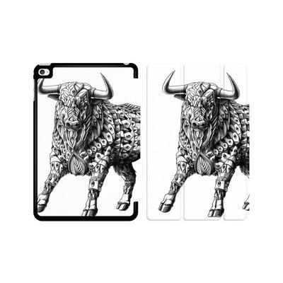 Apple iPad mini 4 Tablet Smart Case - Raging Bull von BIOWORKZ