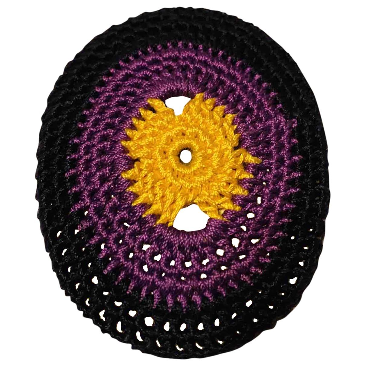 Prada \N Multicolour Cloth Pins & brooches for Women \N