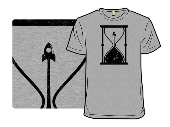 Space And Time Travel T Shirt