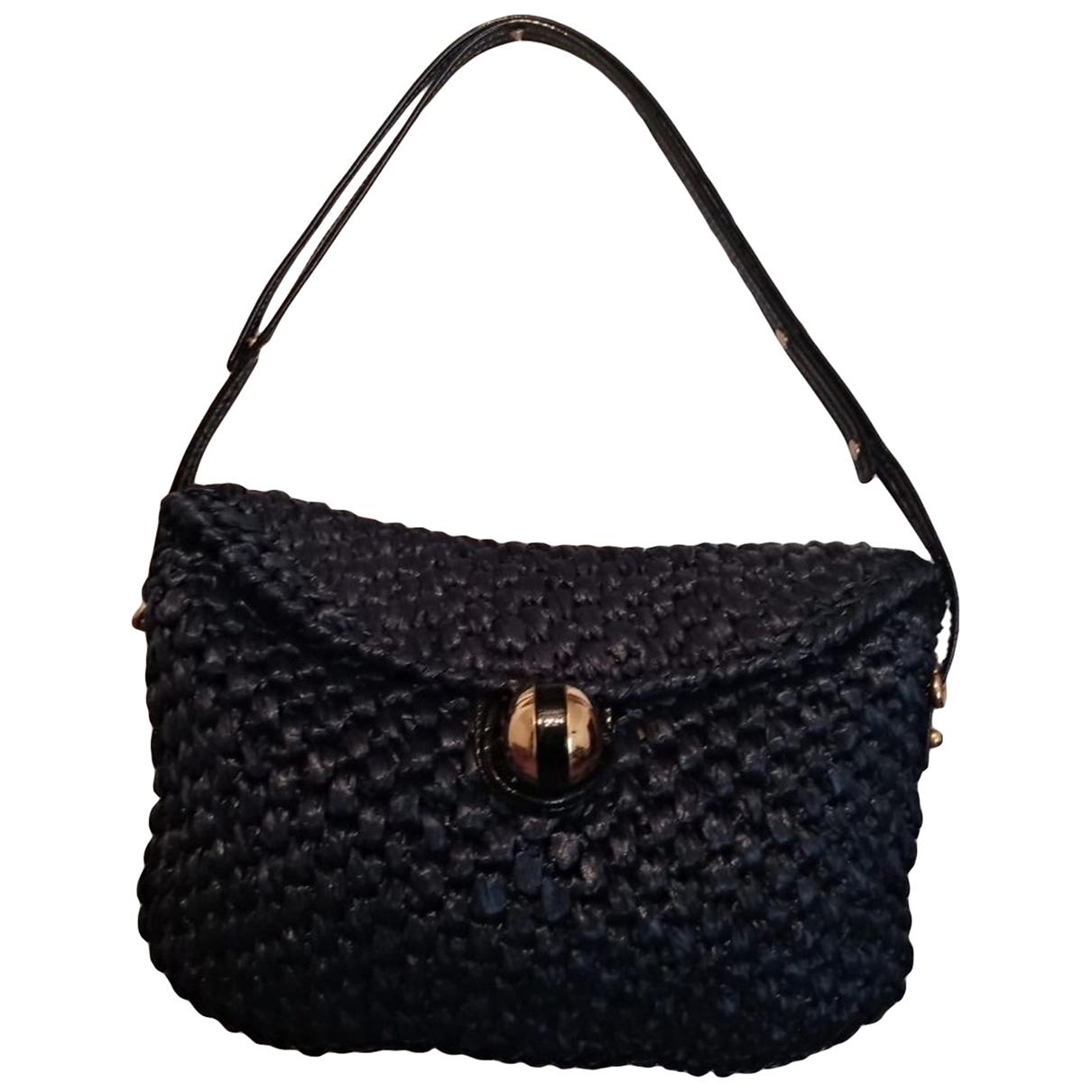 Rodo \N Black Wicker handbag for Women \N
