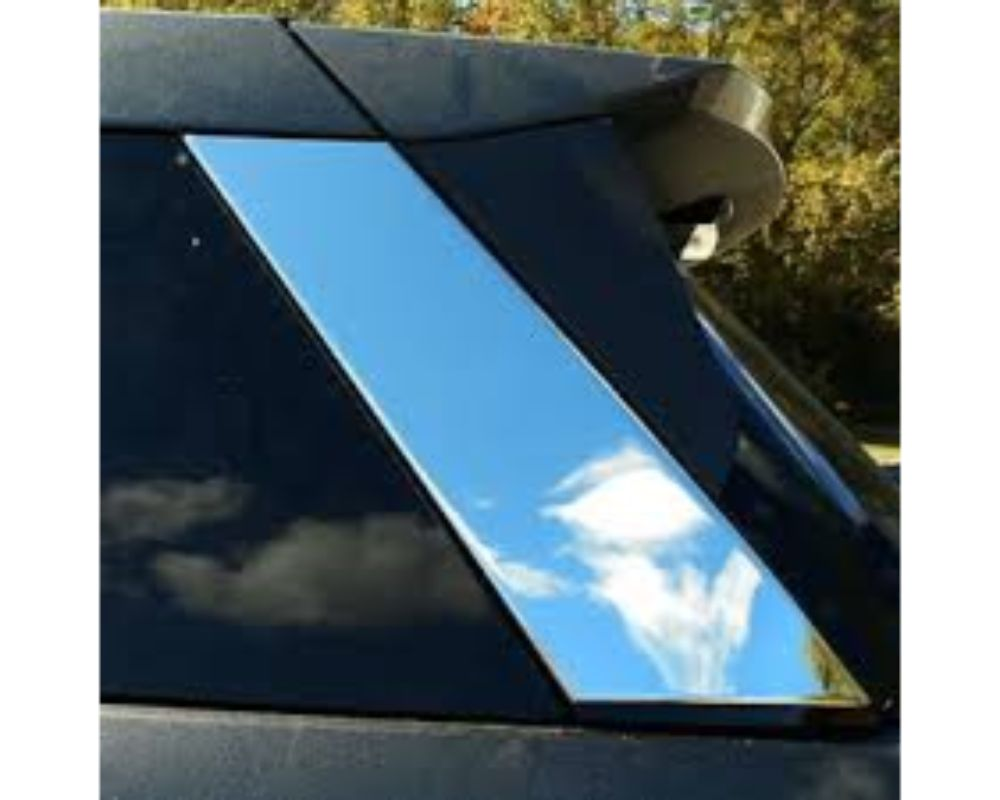 Quality Automotive Accessories  Stainless Steel Rear Window Trim Ford Explorer 20-20