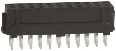 Hirose , DF11, 22 Way, 2 Row, Straight PCB Header (10)