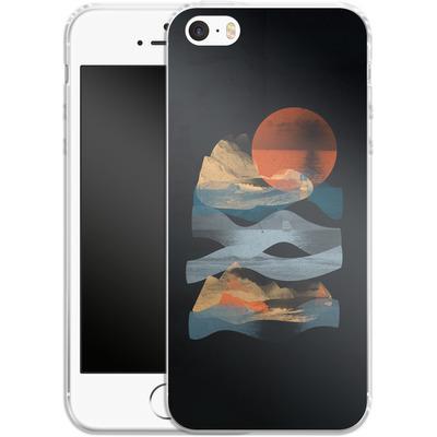 Apple iPhone 5s Silikon Handyhuelle - Descend von ND Tank