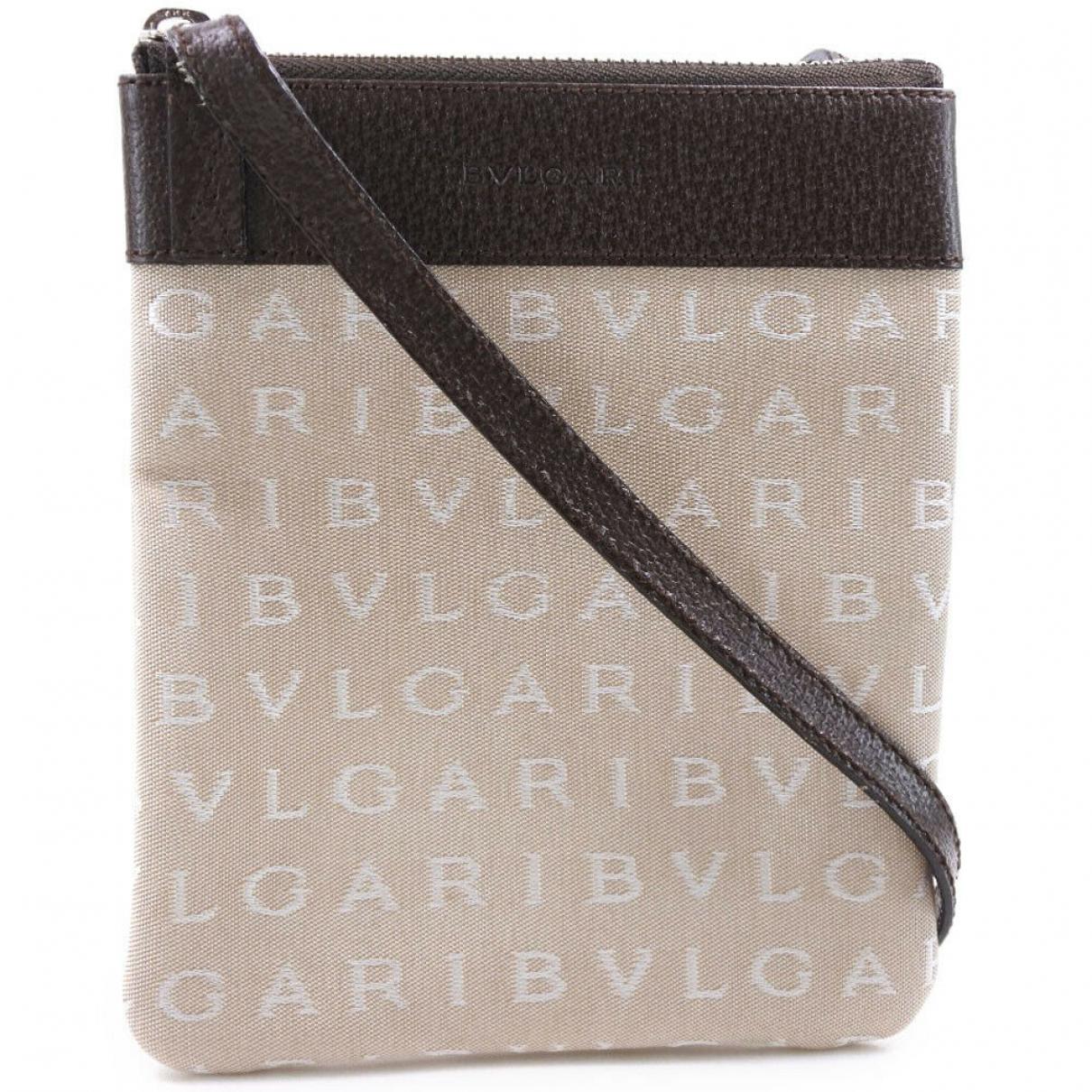 Bvlgari \N Handtasche in Leder