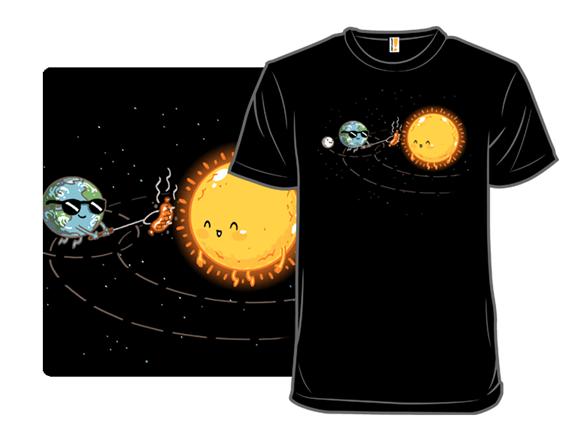 Solar Grillin T Shirt