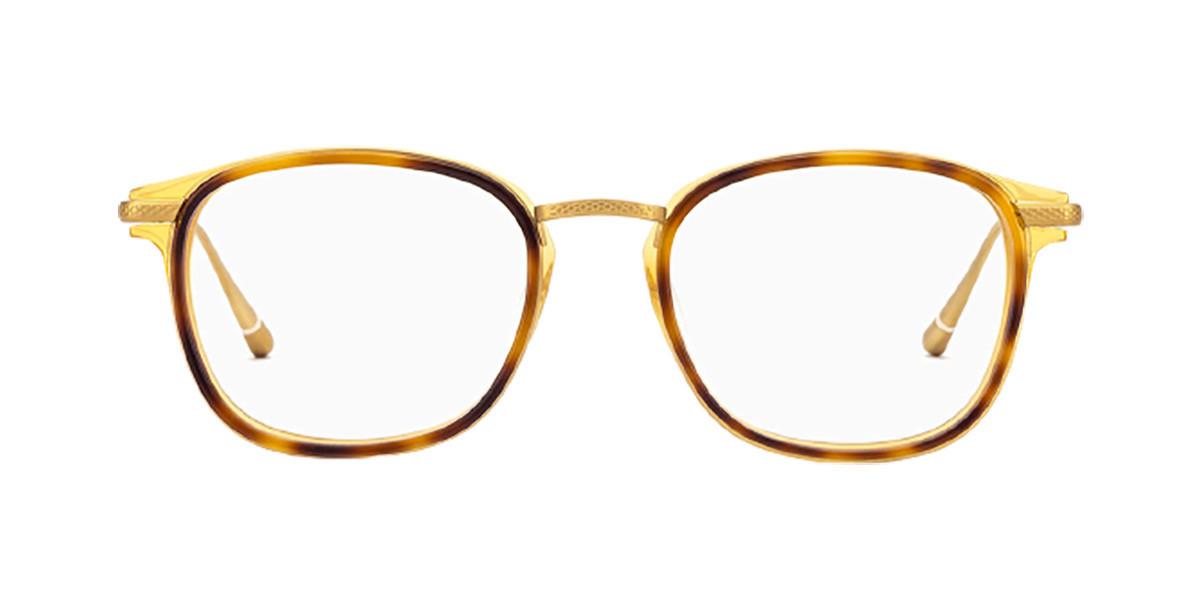Etnia Barcelona Yorkville HVOG Men's Glasses Tortoise Size 49 - Free Lenses - HSA/FSA Insurance - Blue Light Block Available