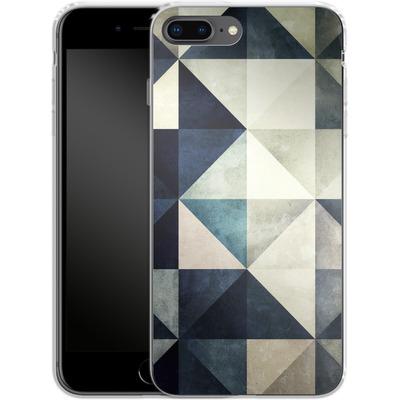 Apple iPhone 8 Plus Silikon Handyhuelle - Glyzbryks von Spires