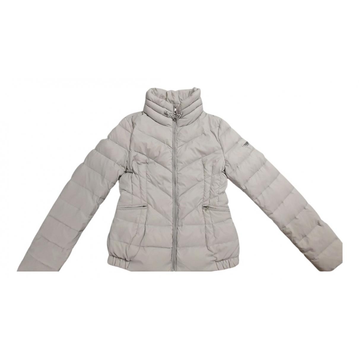 Guess - Manteau   pour femme - gris