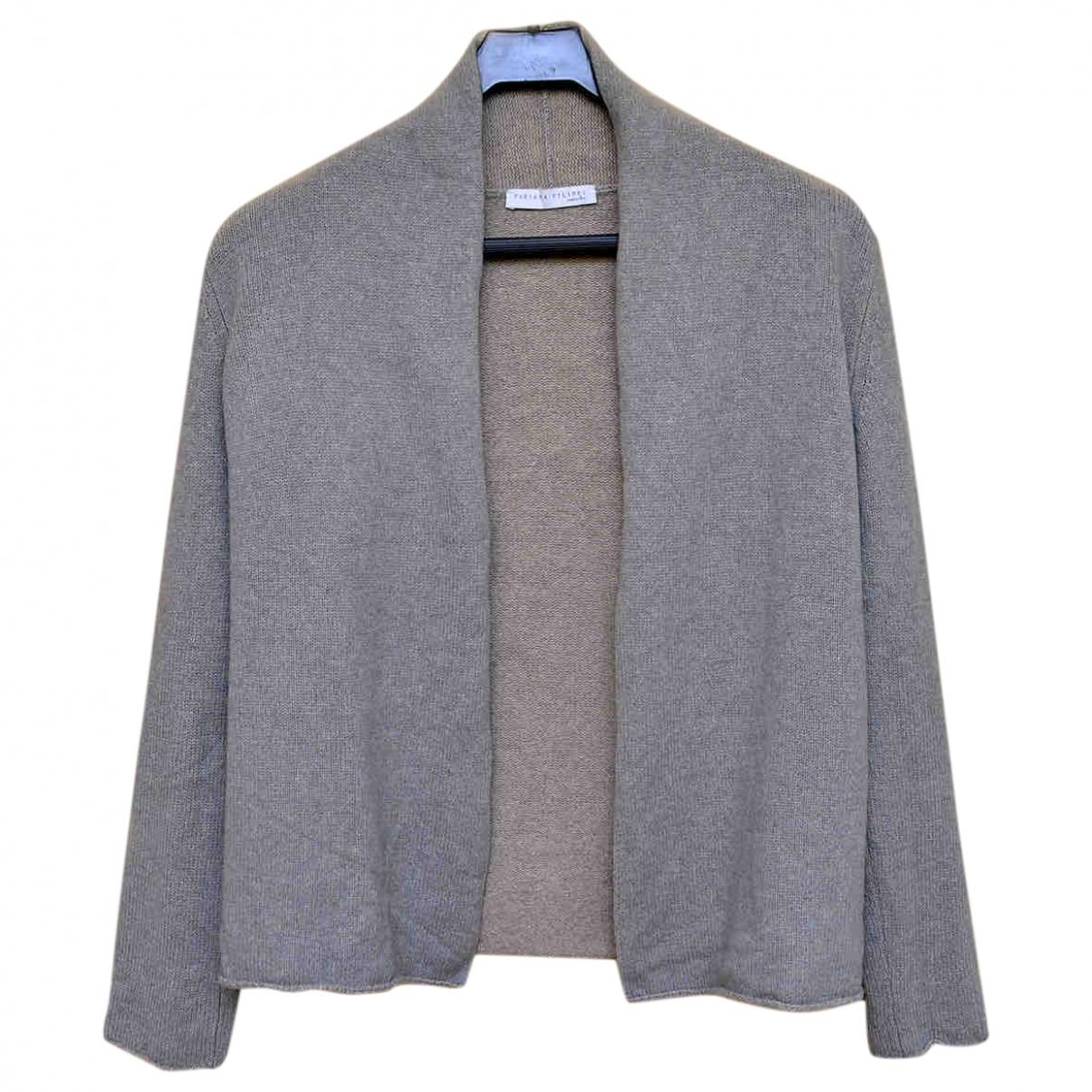 Fabiana Filippi \N Beige Wool Knitwear for Women 42 IT