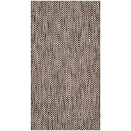 Safavieh Courtyard Collection Katelyn Geometric Indoor/Outdoor Area Rug, One Size , Multiple Colors