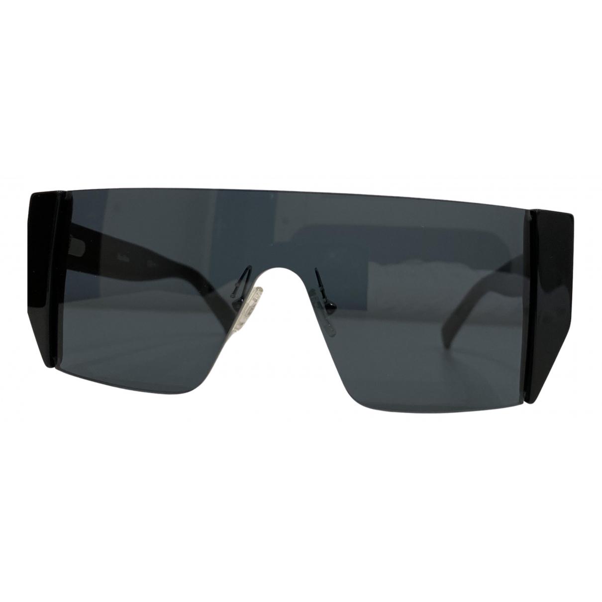 Sport Max N Black Sunglasses for Women N