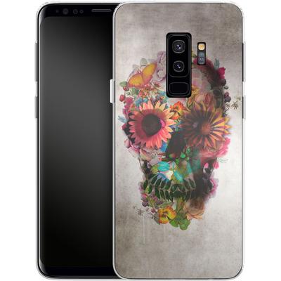 Samsung Galaxy S9 Plus Silikon Handyhuelle - Gardening von Ali Gulec