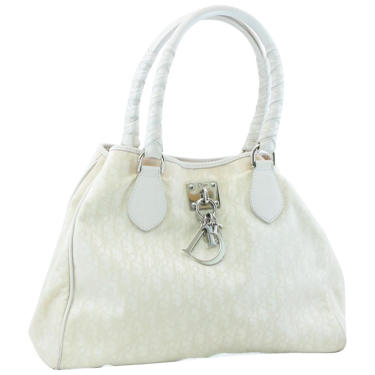 Dior N White Cloth handbag for Women N