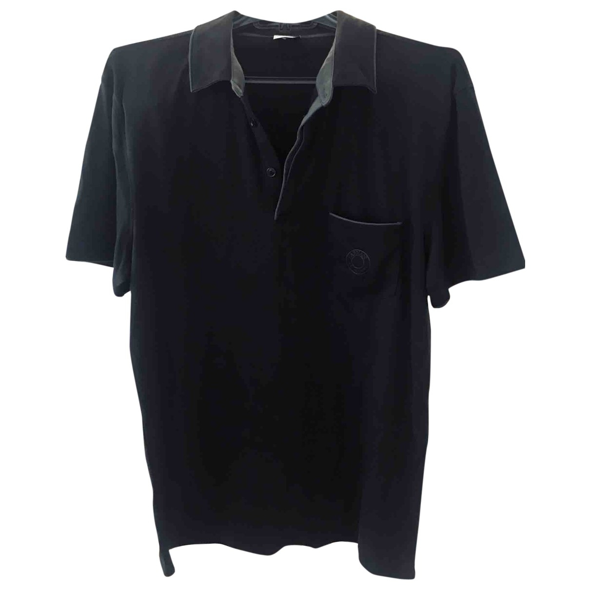 Armani Collezioni \N T-Shirts in  Schwarz Baumwolle