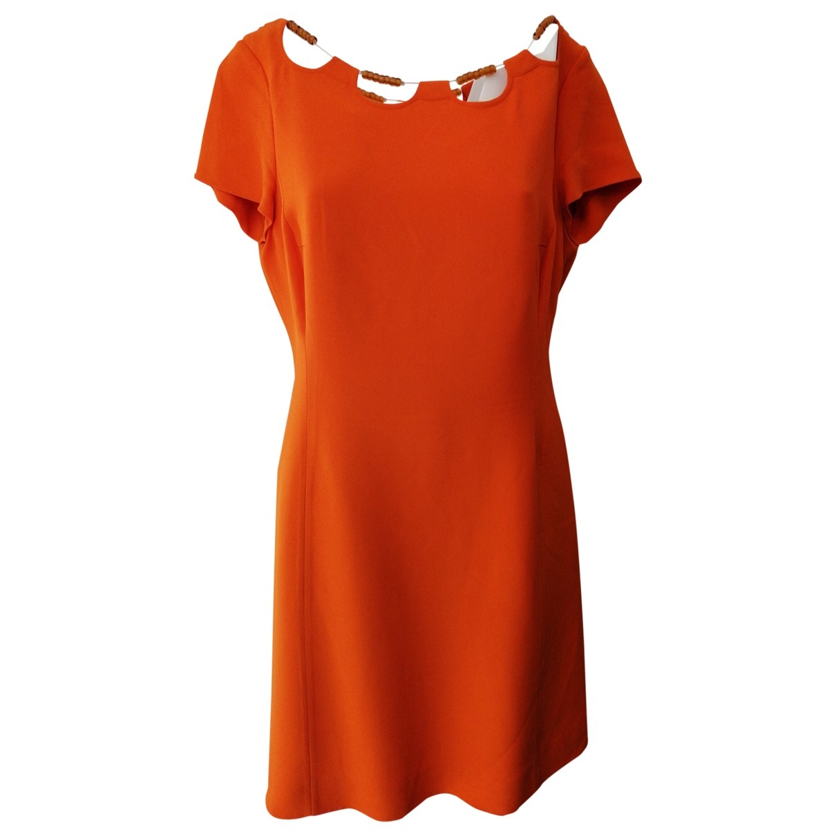 Moschino Cheap And Chic - Robe   pour femme - orange
