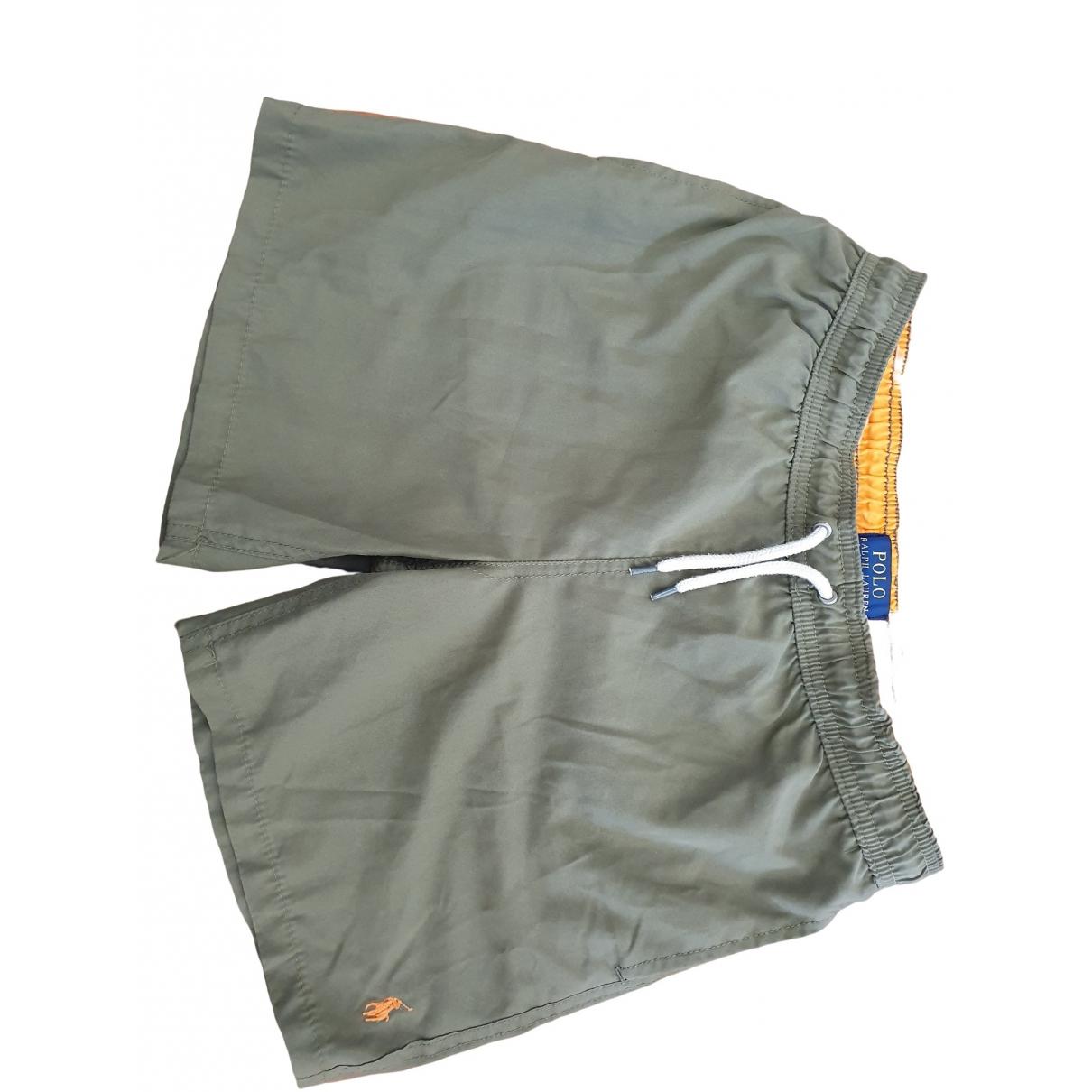 Polo Ralph Lauren \N Shorts in  Gruen Polyester