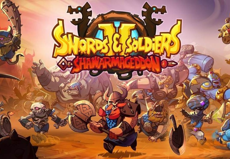 Swords and Soldiers 2 Shawarmageddon EU Steam CD Key