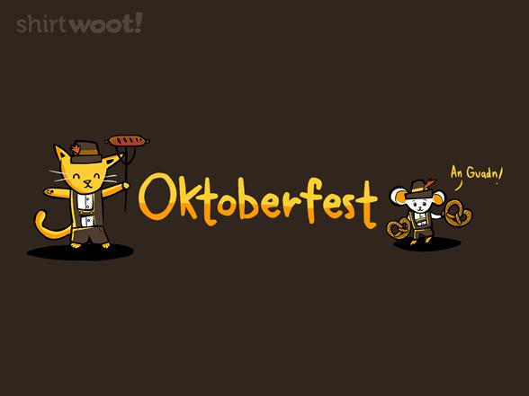 Oktoberfest Fun T Shirt