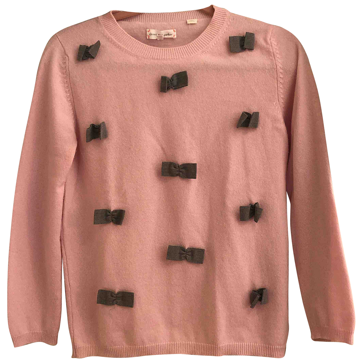 Chinti & Parker N Pink Cashmere Knitwear for Women XS International