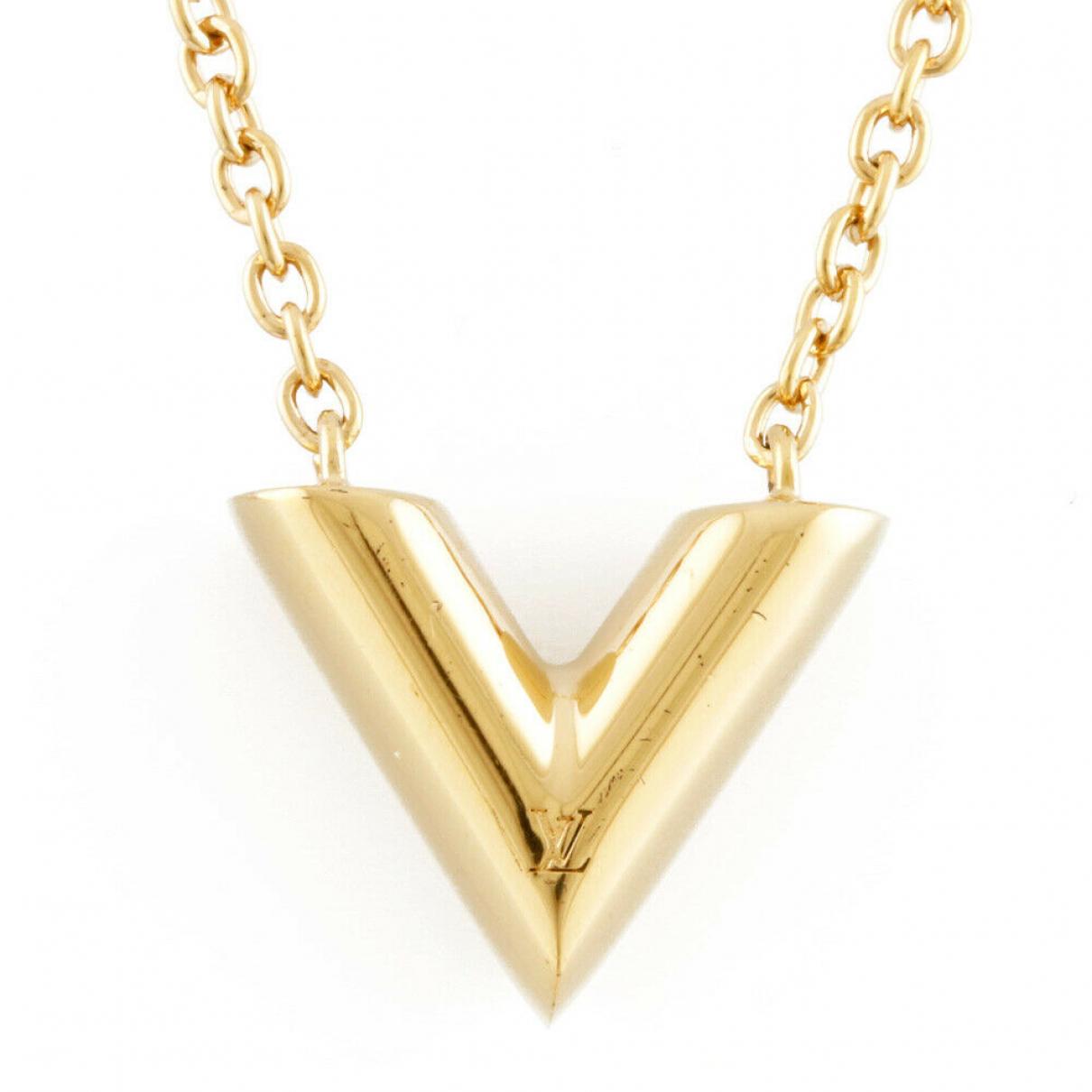 Louis Vuitton - Collier   pour femme en autre